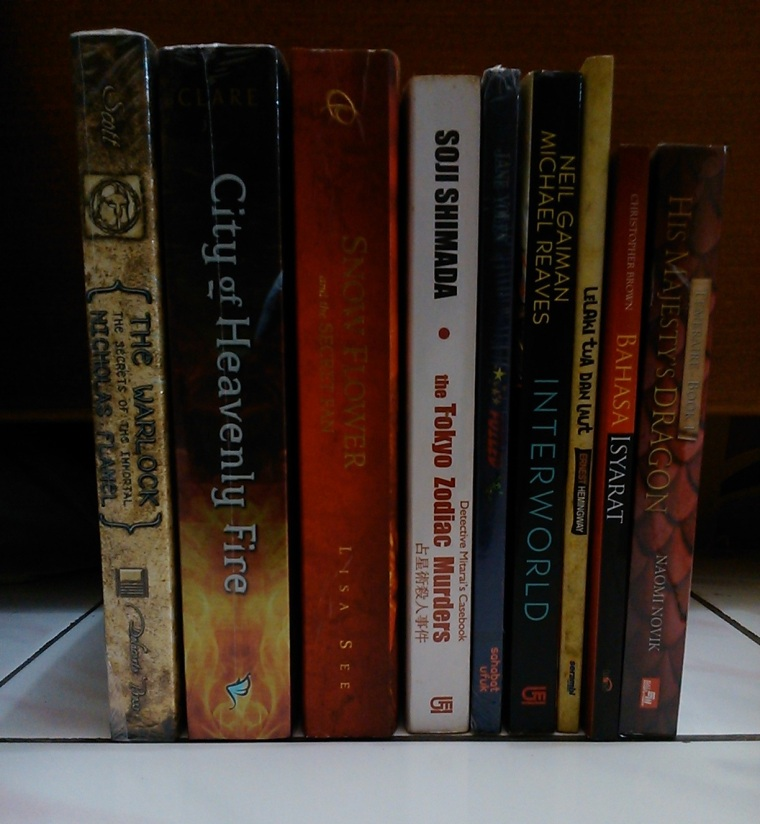 Contoh buku-buku terjemahan